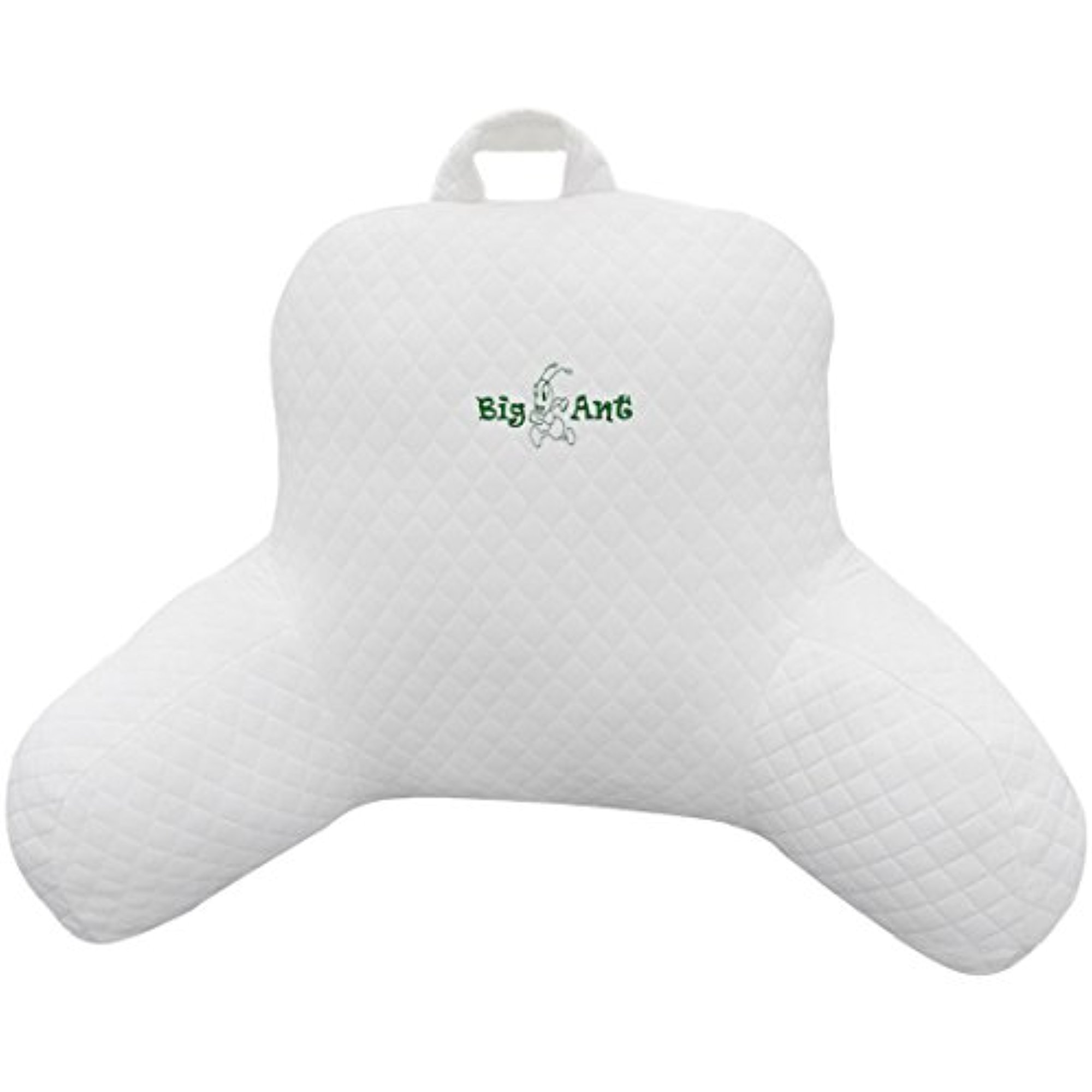 Black Friday Backrest Pillow with Arms-Comfort PP Cotton Orthopedic Support Chair Pillow- for Lower & Upper... by Big Ant