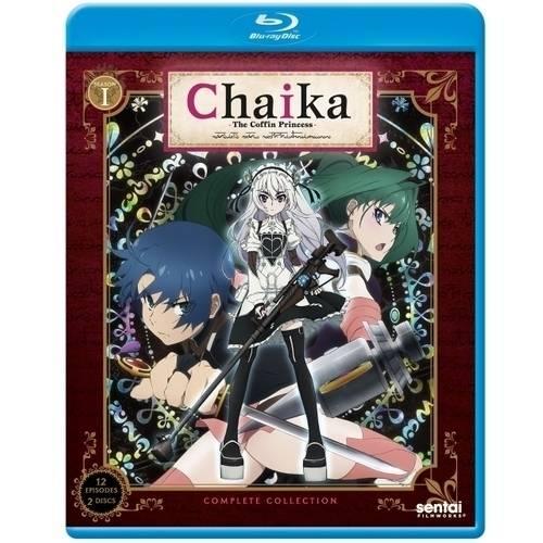 Chaika: The Coffin Princess - Season 1 Collection (Blu-ray)
