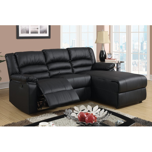 Ebern Designs Woking Reclining Sectional