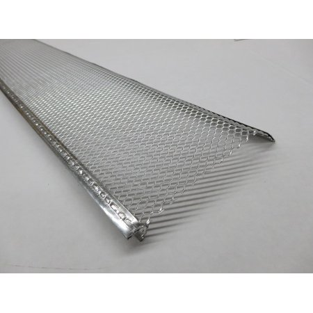 - Aluminum Speed Screen Leaf Guard for Gutters (6