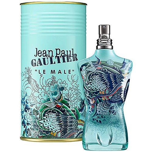 Le Male Summer (2013) by Jean Paul Gaultier for Men EDT Cologne Spray 4.2 oz. New in Box