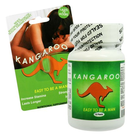 Kangaroo For Him | Performance Enhancement Herbal Supplement