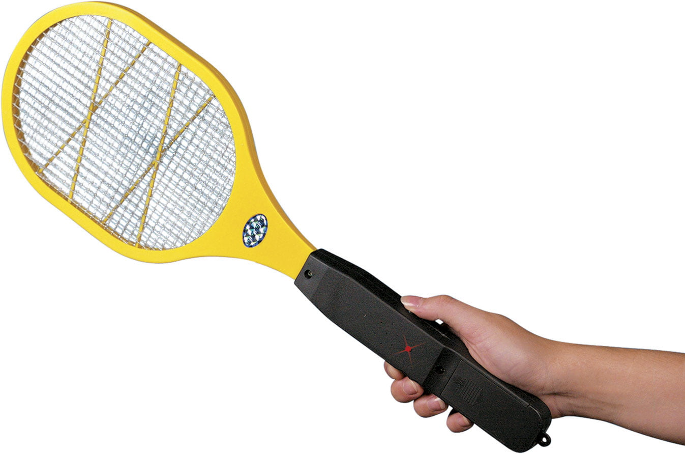 Electronic Bug Zapper by Miles Kimball