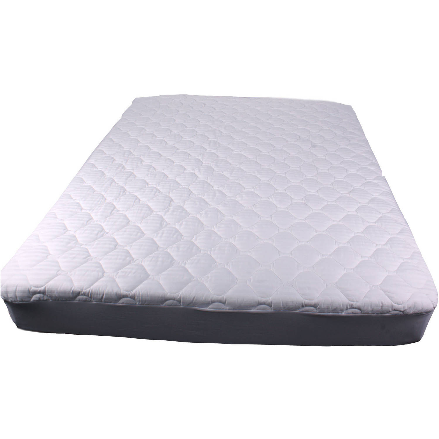Waterproof Mattress Pad Fitted Cotton Hypoallergenic Cover