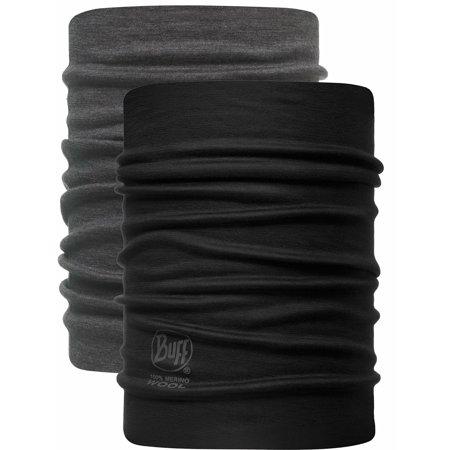Buff Neckwarmer Wool Black Reversible Outdoor Headwear Polar Fleece -  Walmart.com fc7b86ef366