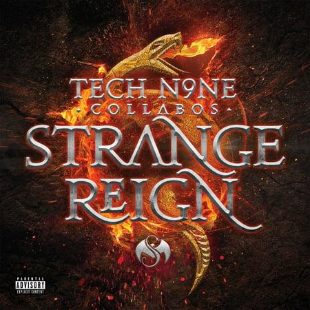 Tech N9ne Collabos - Strange Reign (Deluxe Edition) (2 (Message To The Black Man Tech N9ne)