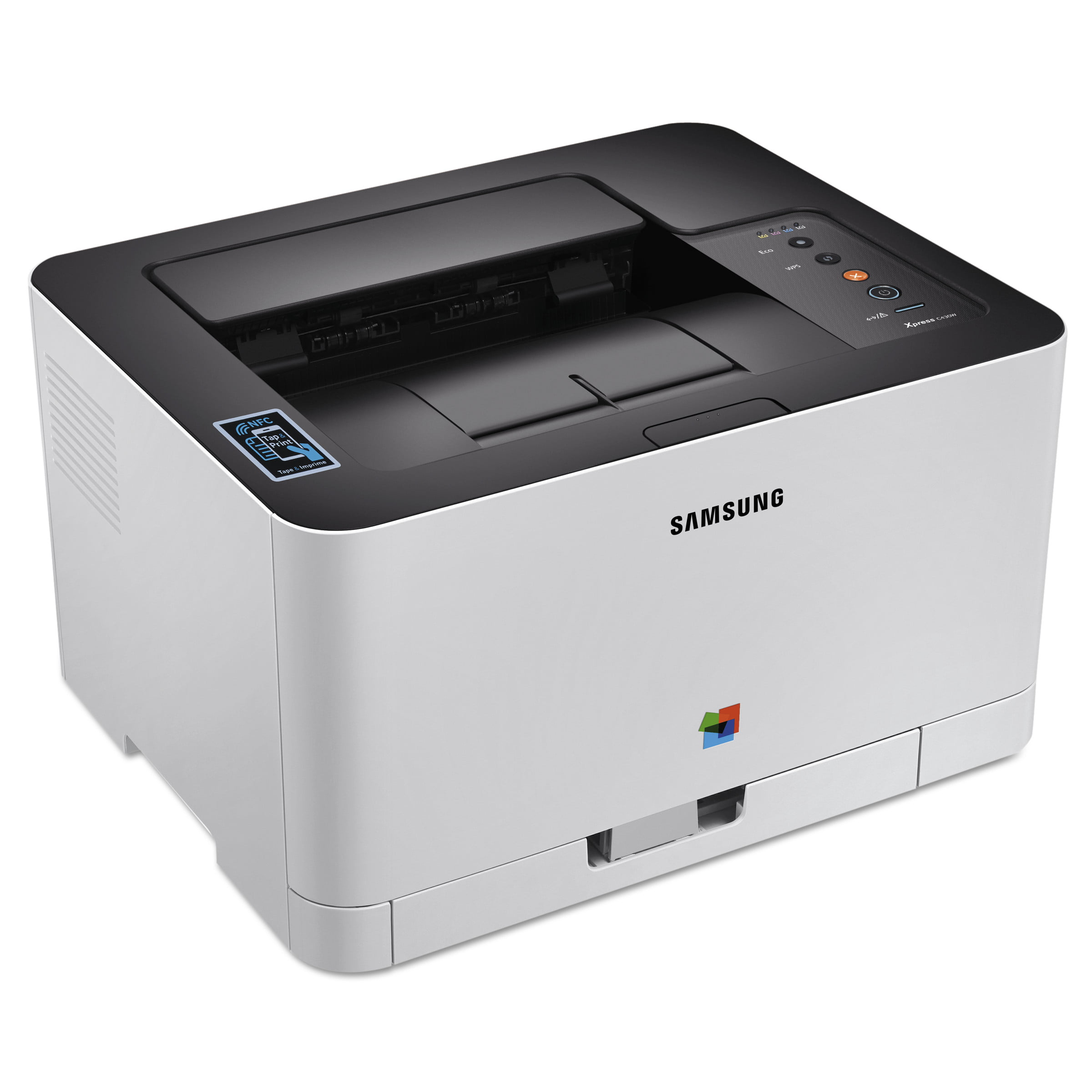 Click here to buy Samsung Xpress C430W Wireless Color Laser Printer, Duplex Printing by Samsung.