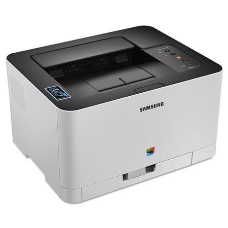 Samsung Xpress C430w Wireless Color Laser Printer Duplex Printing