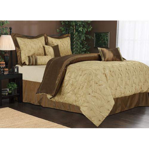 Andreas 7-Piece Bedding Comforter Set