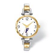 FB Jewels LogoArt University of Florida Elegant Ladies 2-tone Watch