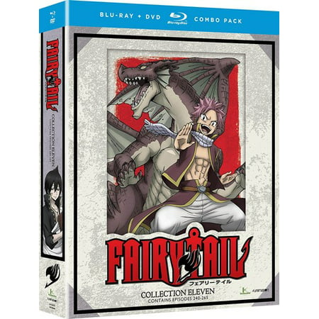 Fairy Tail: Collection Eleven (Blu-ray + DVD) - Fairy Tail Halloween Gray