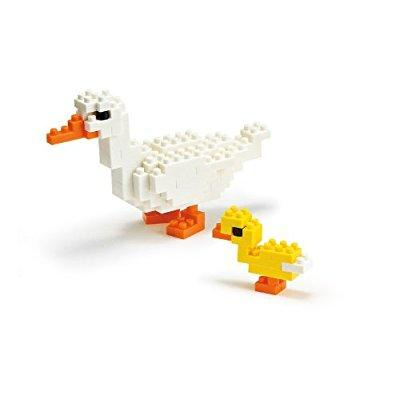 Nanoblock Mini Duck Building Blocks by nanoblock