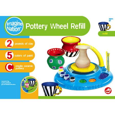 Nsi Pottery Wheel Refill