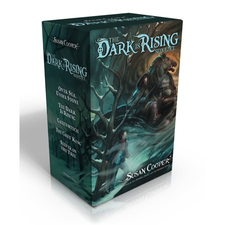 The Dark Is Rising Sequence : Over Sea, Under Stone; The Dark Is Rising; Greenwitch; The Grey King; Silver on the Tree for $<!---->