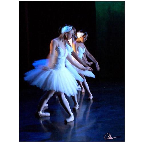 """Trademark Fine Art """"Dancers III"""" Canvas Art by Martha Guerra"""