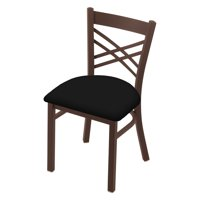 Holland Bar Stool Co Catalina Dining Chair with Faux Leather Seat