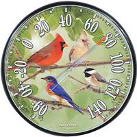 AcuRite Songbird Indoor And Outdoor Thermometer SONGBIRDS