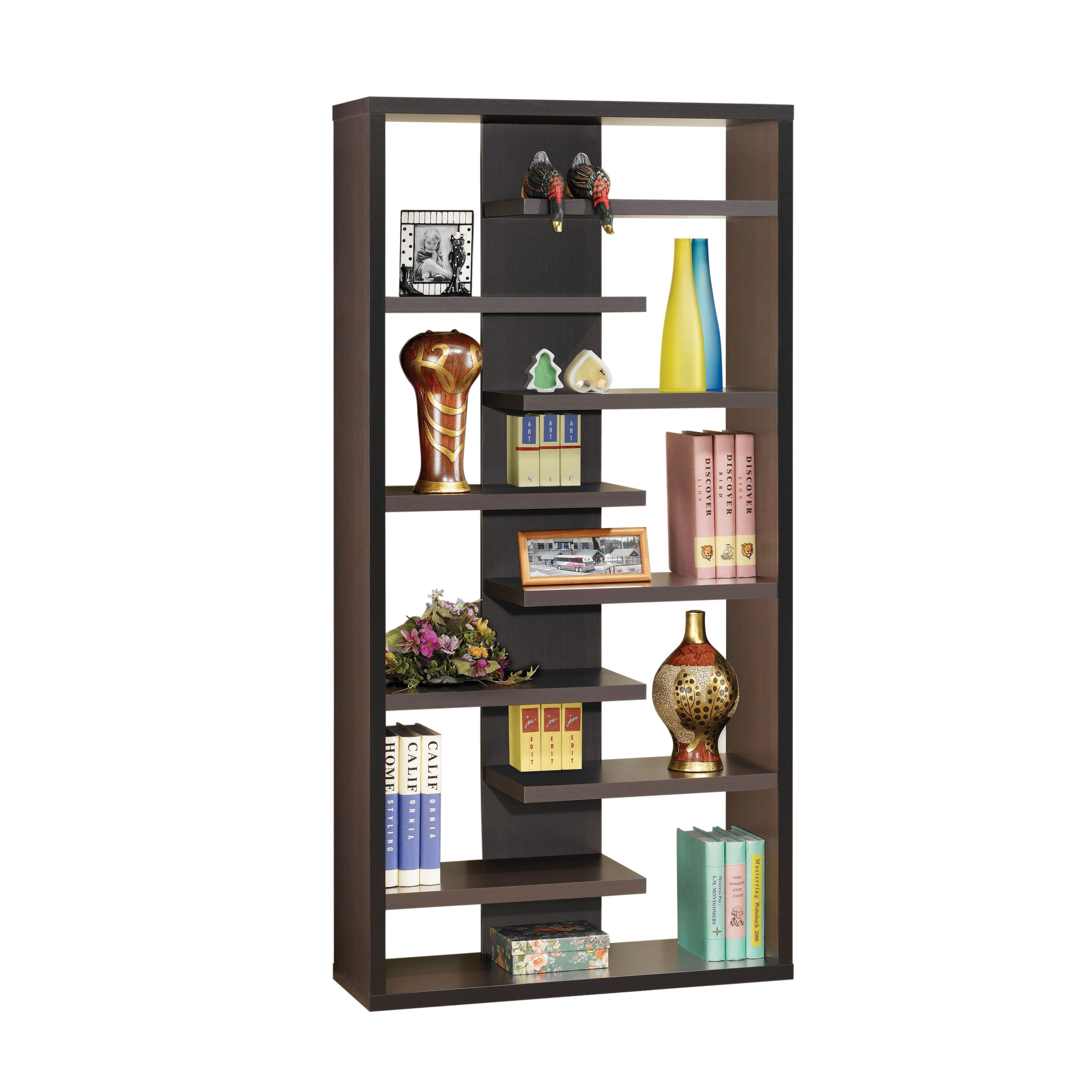 bookshelf iso laxseries product backless bookcase x