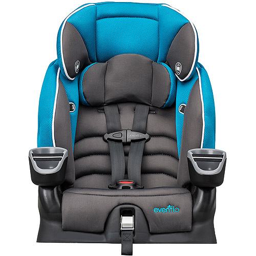 Evenflo Maestro Harnessed Booster Car Seat, Thunder