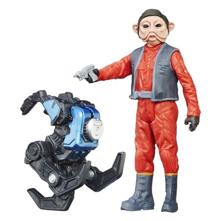 Star Wars: The Force Awakens 3.75 inch Snow Mission Nien