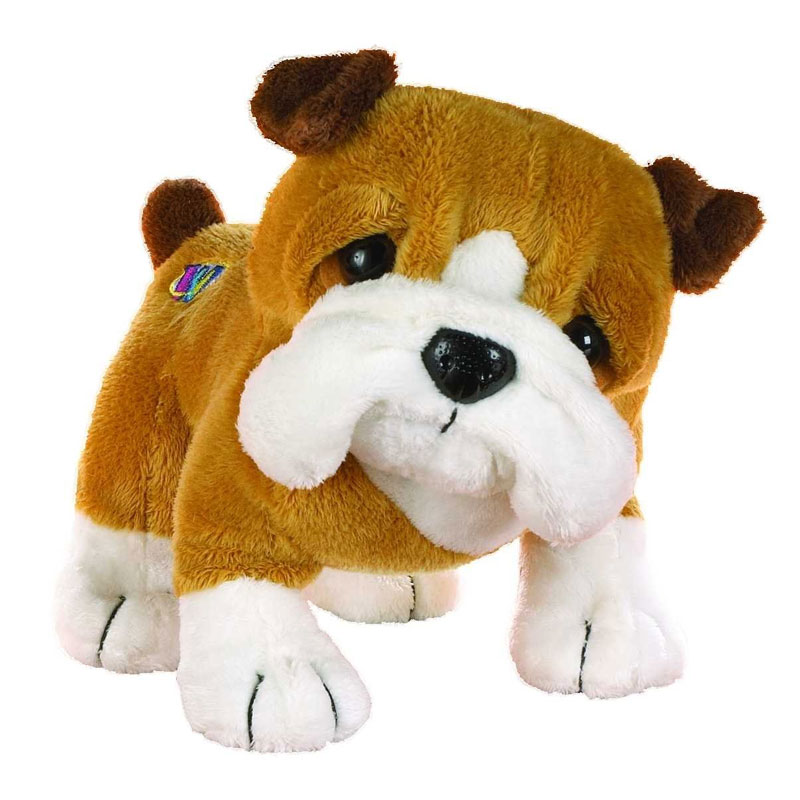 Webkinz Virtual Pet Plush - BULL DOG (7.5 inch)