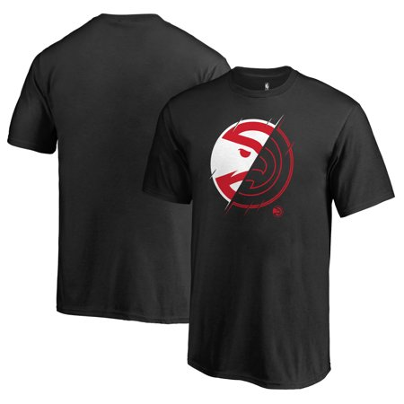 Atlanta Hawks Fanatics Branded Youth X-Ray T-Shirt - Black ()