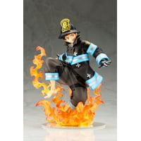 Shinra Kusakabe Fire Force ARTFX J Figure