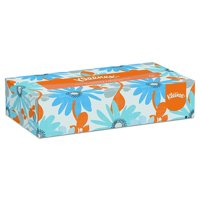 Kimberly-Clark Professional Kleenex 21400 White Facial Tissue, 2-Ply, Pop-Up Box, Box of 100 (Case of 36 Boxes)