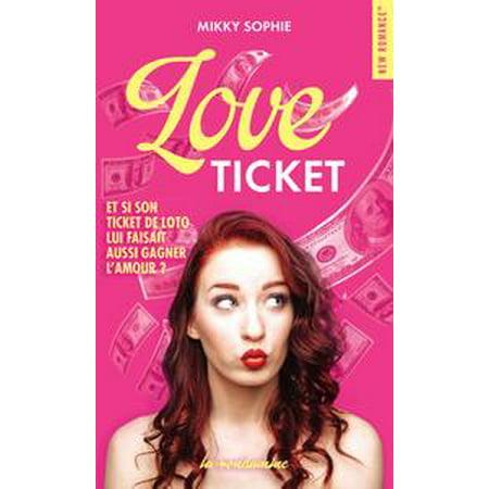 Love Ticket - eBook (Fiction Halloween Tickets)