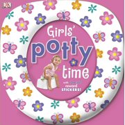 Girls Potty Time (Board Book)