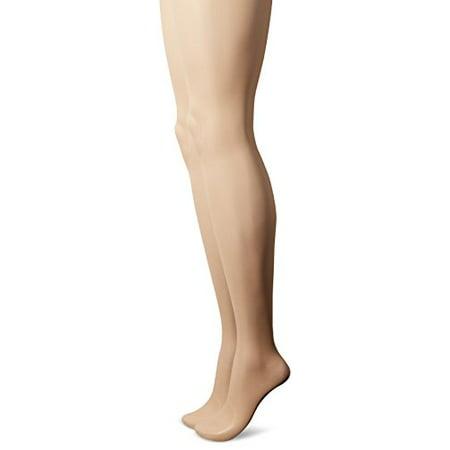 L'eggs Women's 2pk Energy Sheer Pantyhose - Nude A