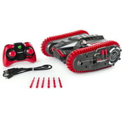 Air Hogs Robo Trax All Terrain Tank, RC Vehicle with Robot Transformation