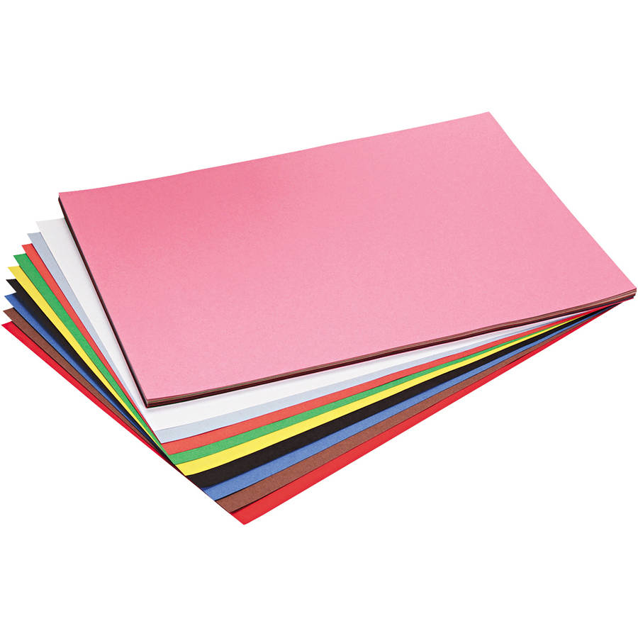 Pacon Riverside Construction Paper, 18 x 24, 50 Sheets/Pack
