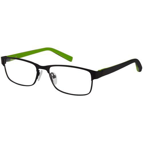 nerf tactical s eyeglass frames black lime green