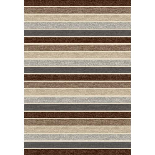 Winston Porter Vasques Brown Area Rug by Art Carpet