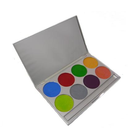 Paradise Makeup AQ 8-Color Palette M808 - Basic](Basic Make Up)