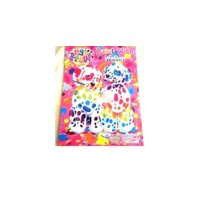 Spotty and Dotty Paint with Water Book, All you need is a paintbrush and some water! By Lisa Frank From USA