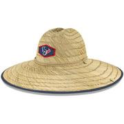 Houston Texans New Era Tide Lifeguard Straw Hat - Natural - OSFA
