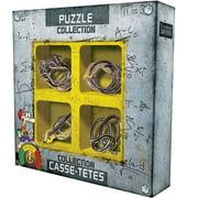 Expert Set - 4 Disentanglement Metal Puzzles