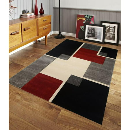 Pyramid Decor Area Rugs For Living Room Clearance Luxury Multi Color Rug
