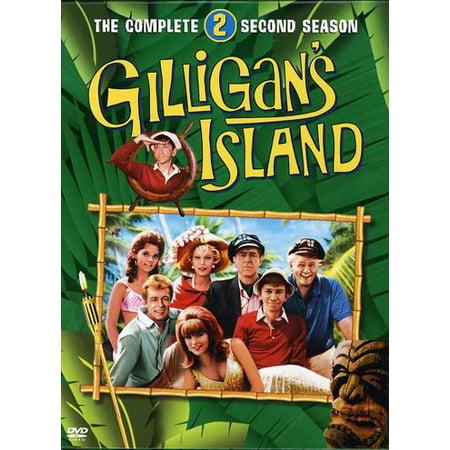 Gilligan's Island: Season 2 ( (DVD))](Ginger Gilligans Island)