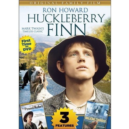 Huckleberry Finn / The Proud Rebel / The Andy Griffith Show