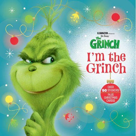 I'm the Grinch (Illumination's the Grinch) (Paperback)