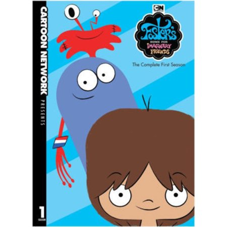 Foster's Home For Imaginary Friends: The Complete Season 1 (DVD) (Friends Dvd Season 1)