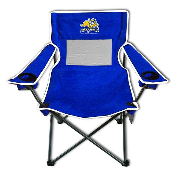 South Dakota State University Jackrabbits Monster Mesh Chair - Tailgate Camping
