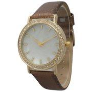 Minimalist Rhinestone Watch