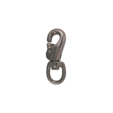 Paracord Planet 1 Inch Jumbo Bull Snap - Single Pack for Leads, Halters, & More - Lead Bull Snap
