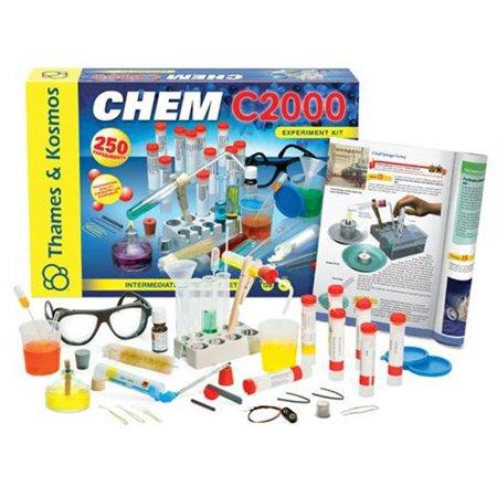 Olympia Sports 16854 Chem C2000 Chemistry Kit