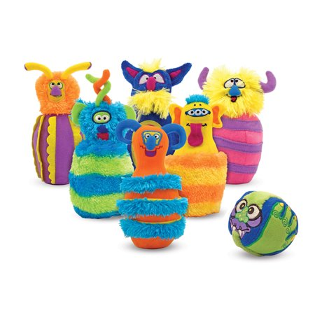 Melissa & Doug® Monster Bowling Set](Monster Bowling Set)