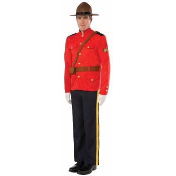 CO-MOUNTIE-STD - Walmart Canada Halloween Sale